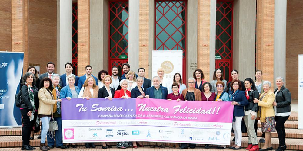 MASBELLEZZA NERVIÓN CON AMAMA – Asociación de cáncer de Mama de Sevilla